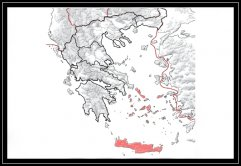 Southern Aegean islands Crete