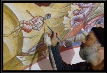 Ο Αγιογράφος Ιωάννης Σαρσάκης